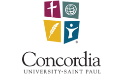 Concordia University - St Paul Logo