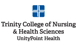 Trinity College of Nursing & Hth Sc Logo