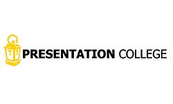 Presentation College Logo