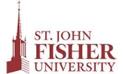 St. John Fisher College Logo