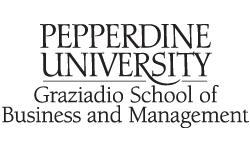 Pepperdine University -GSBM Logo