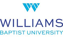 Williams Baptist University Logo