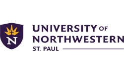University of Northwestern - St. Paul Logo