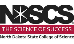 ND State College of Science Logo