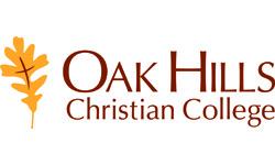 Oak Hills Christian College Logo