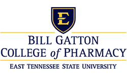 East Tennessee State Univ-Pharmacy Logo