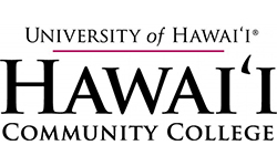 Hawaii Community College Logo