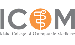 Idaho College of Osteopathic Medicine Logo
