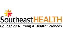 Southeast Health College of Nursing & Health Logo