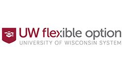 UW Flexible Option at UW Parkside Logo